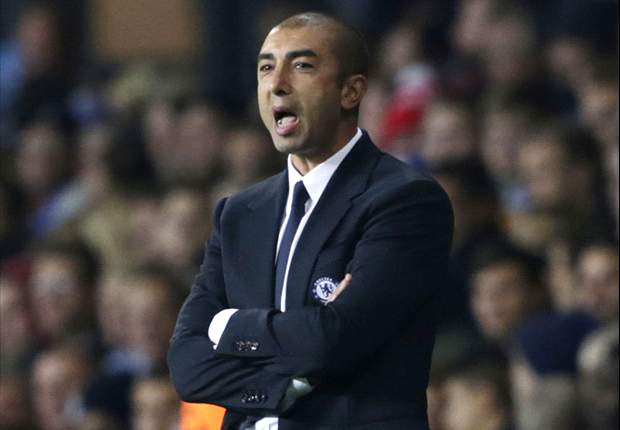 Di Matteo vows to attack against Juventus but remains coy on Chelsea team selection