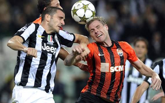 Leonardo Bonucci - Juventus-Shakhtar - Champions League
