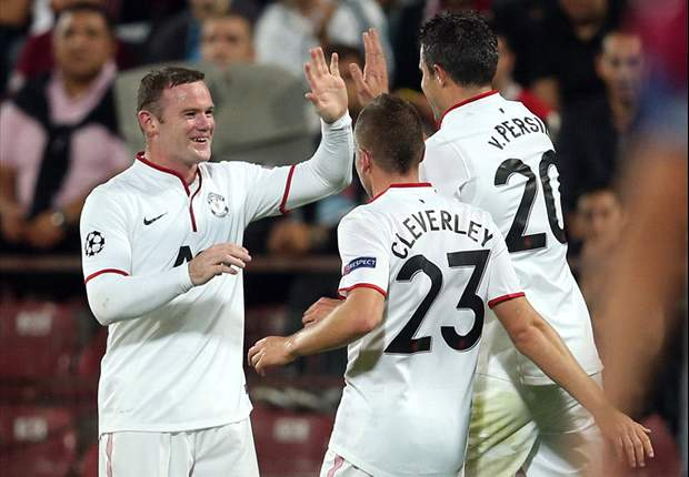 Manchester United need to stop giving silly goals away, says Rooney after Cluj win
