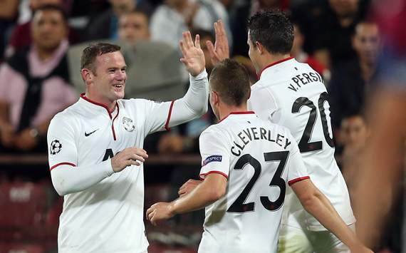 'People criticise really easily' - Evra hits out at Rooney detractors