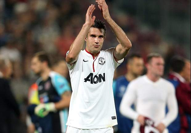 Van Persie is Manchester United's greatest coup since Cantona