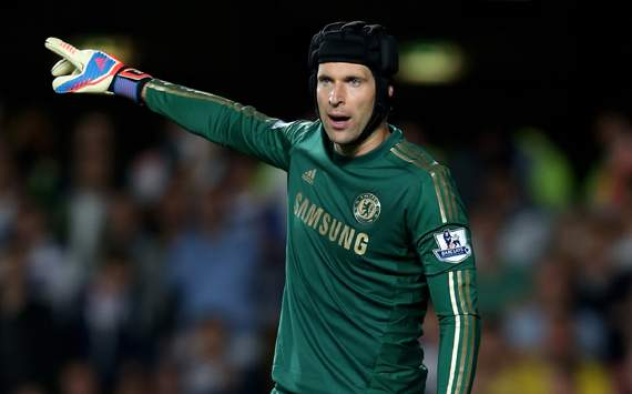 Cech 'delighted' by goal-line technology