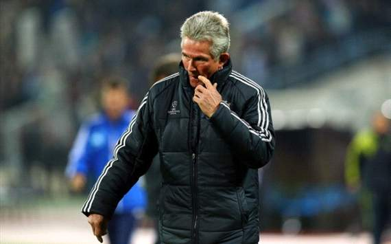 Heynckes: Bayern Munich not thinking about Borussia Dortmund