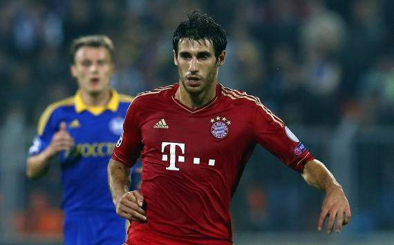 Heynckes confirma que Javi Martnez estar ante el Arsenal