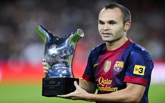Inilah Kunci Kesuksesan Andres Iniesta