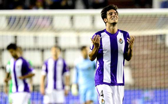 Marc Valiente - Real Valladolid