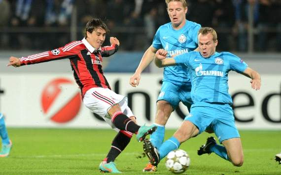 Bojan Krkic - Zenit-Milan - Champions League