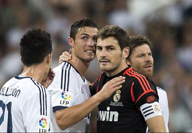Casillas: I would pick Cristiano Ronaldo over Messi