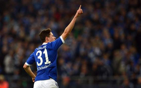 Champions League: Schalke - Montpellier, Julian Draxler