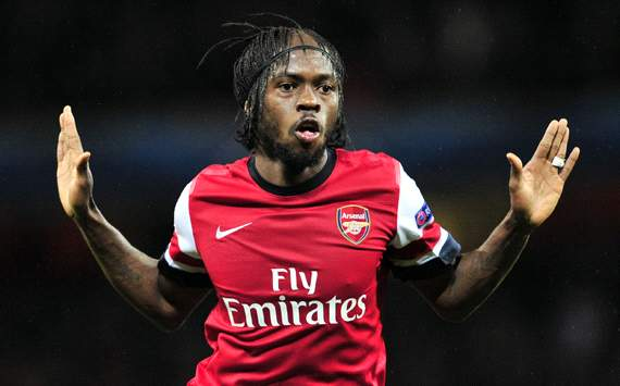 Gervinho says he wants to become Arsenal's greatest player