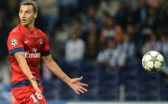 Ibrahimovic: If AC Milan need help they know where to find me