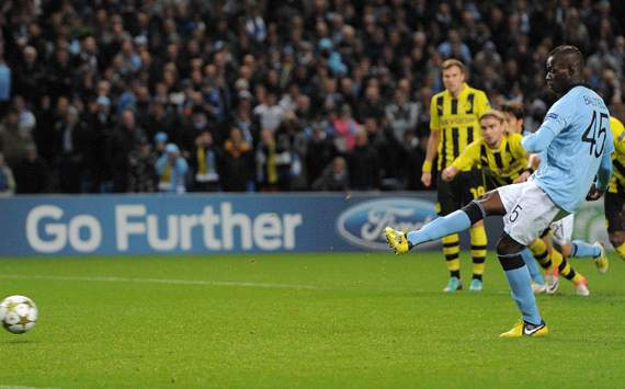 Subotic after late Manchester City draw: 'Never in my life a penalty'