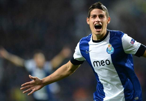 We were by far the better side against Paris Saint-Germain, says Porto's James Rodriguez