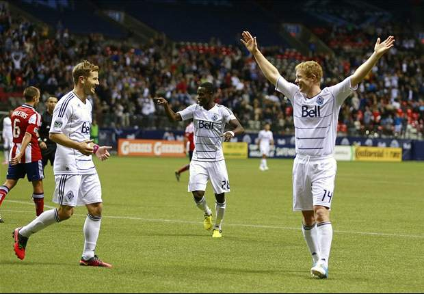 Whitecaps put an end to seven-game winless skid