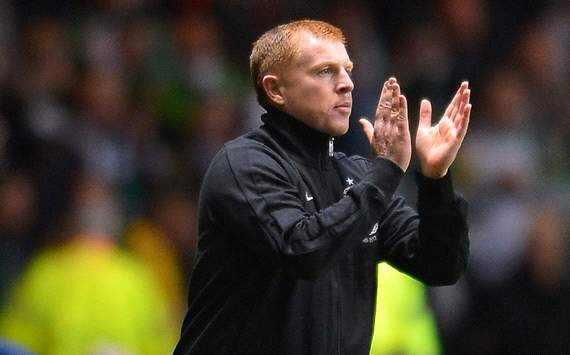UEFA Champions League, Celtic v SL Benfica, Neil Lennon