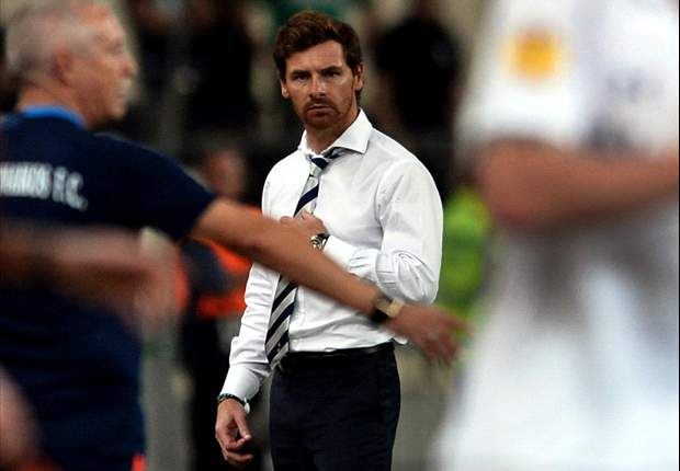 Managing Spurs is a 'privilege', says Villas-Boas