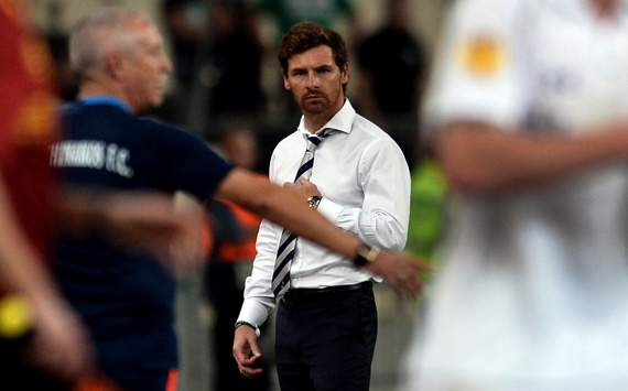 Villas-Boas: Spurs lost control of the game