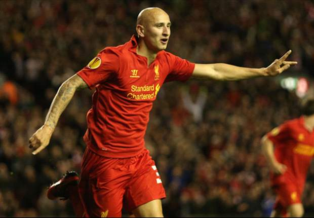 Shelvey hails homegrown Liverpool talent