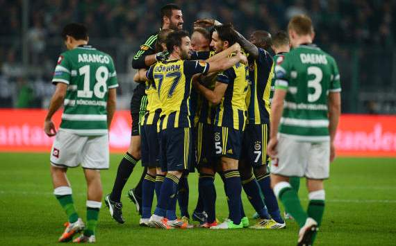 EL: Fenerbahce jubelt bei Borussia Mnchengladbach