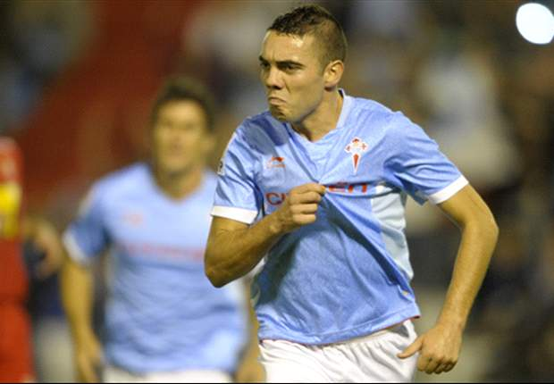 Aspas reveals Barcelona admiration