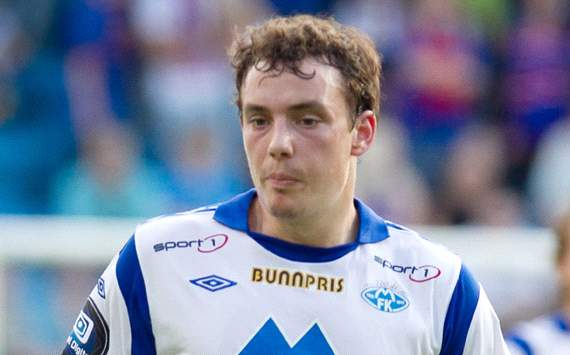 Introducing Liverpool trialist Vegard Forren: The Norway defender 'good enough to play for Manchester United'