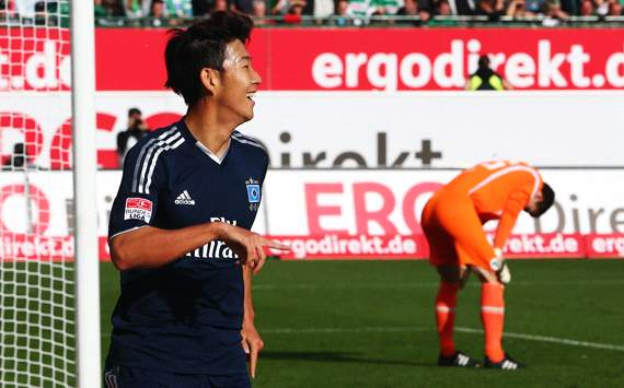 Son eyeing World Cup 2014 South Korea berth