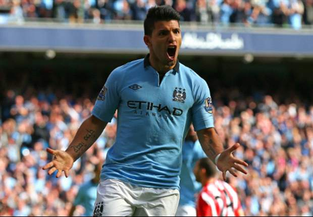 TEAM NEWS: Tevez & Aguero start in attack for Manchester City's clash against Swansea City