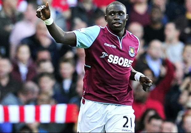 Allardyce dismisses Diame link to Arsenal