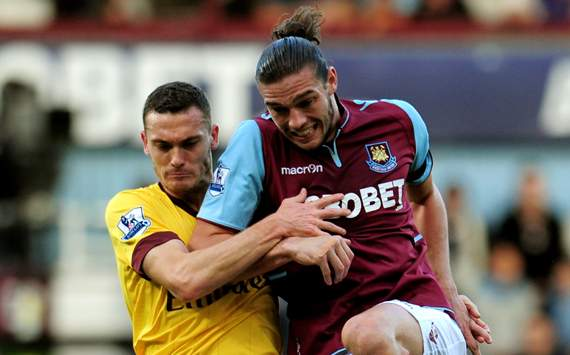 Andy Carroll,Thomas Vermaelen