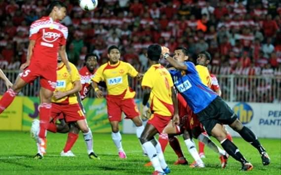 Kelantan vs Selangor Piala Malaysia 2012 Separuh Akhir