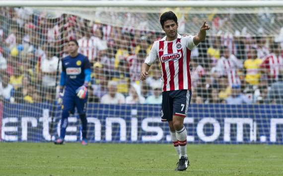 Rafael Marquez Lugo, Chivas (Getty)