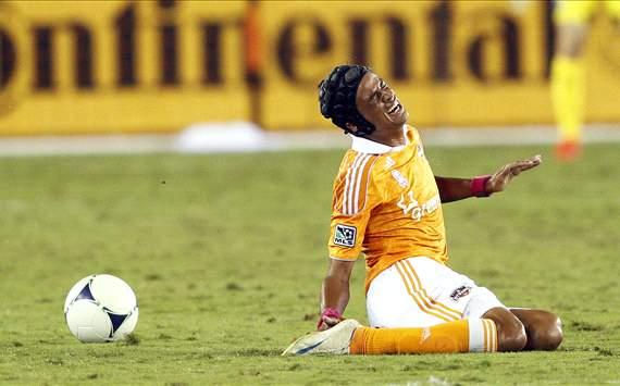 Calen Carr, Houston Dynamo, MLS
