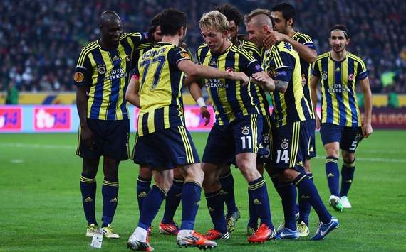 Fener deklassiert Besiktas