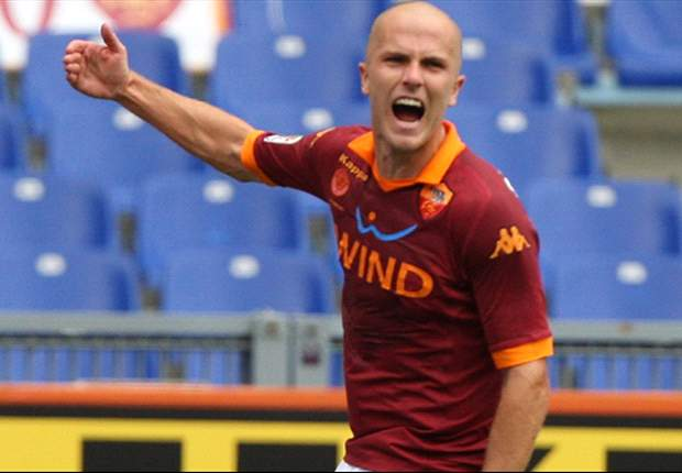 Bradley scores in return to Roma lineup