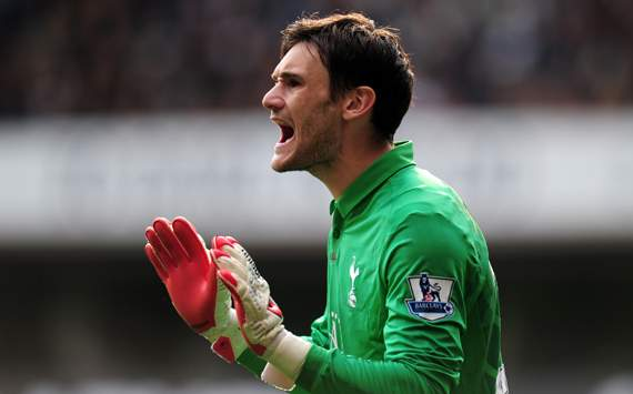 Lloris dismisses reports of unrest after limited playing time at Tottenham