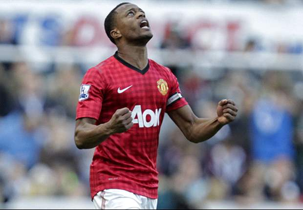 Evra flattered by PSG interest but happy to stay at Manchester United