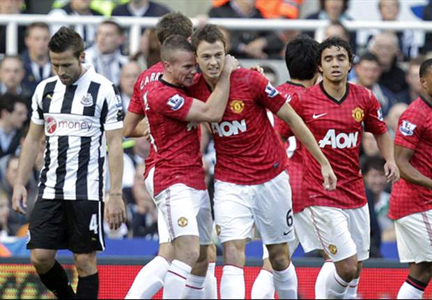 'Of course I meant it!' - Cleverley insists goal against Newcastle was intentional