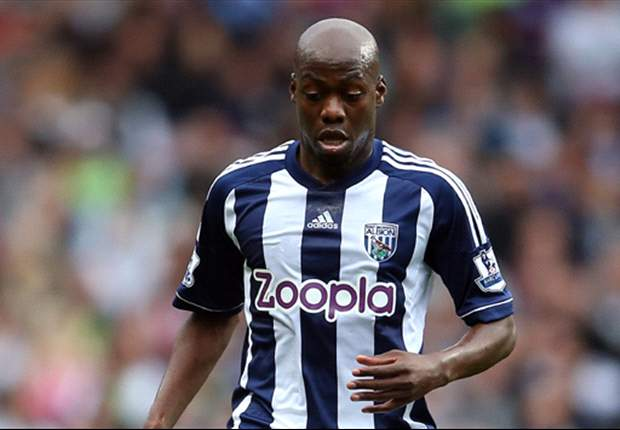 Mulumbu delighted with West Brom victory over Liverpool