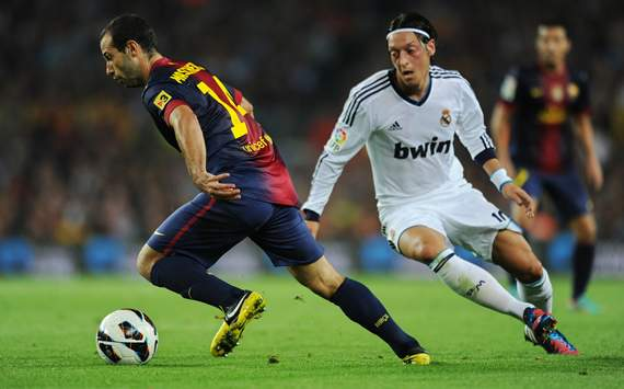 Real Madrid y Barcelona, los clubes con ms ingresos en 2012