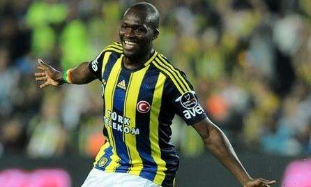 STSL: Moussa Sow (Fenerbahce)