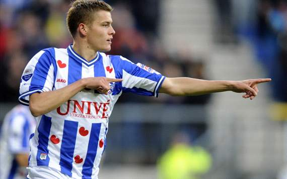 Topschutter terug bij sc Heerenveen