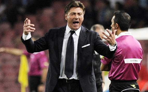 Mazzarri: I wanted to retire after Supercoppa loss against Juventus