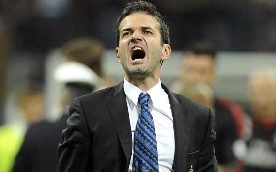 Stramaccioni: Inter want to go all the way in the Europa League