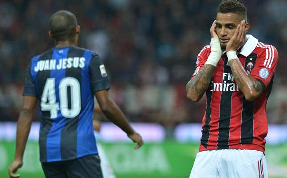 Boateng &amp; Juan - Milan-Inter - Serie A 