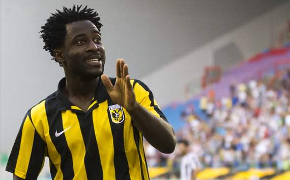 Wilfried Bony Diminati Sejumlah Klub Inggris 