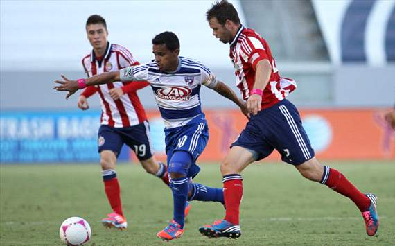 David Ferreira, Bobby Burling, FC Dallas, Chivas USA, MLS