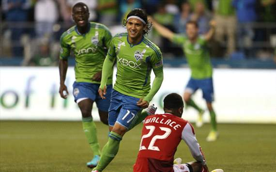  Fredy Montero, Seattle Sounders FC