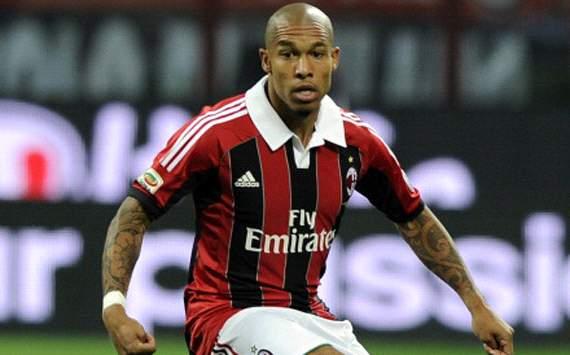 NIgel de Jong - AC Milan