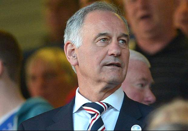 Rangers want place in English football, insists Green