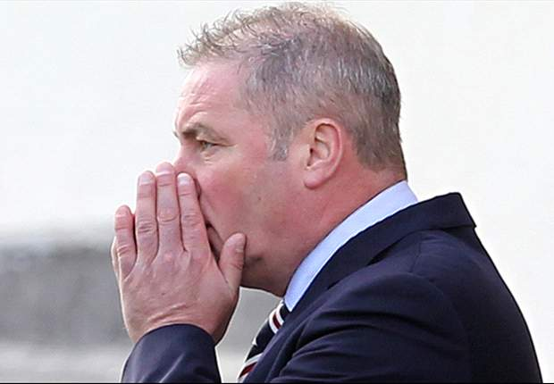 Rangers 0-0 Stirling Albion: McCoist side suffer title hiccup with a goalless draw